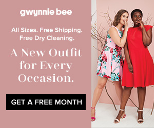Gwynnie Bee free trial