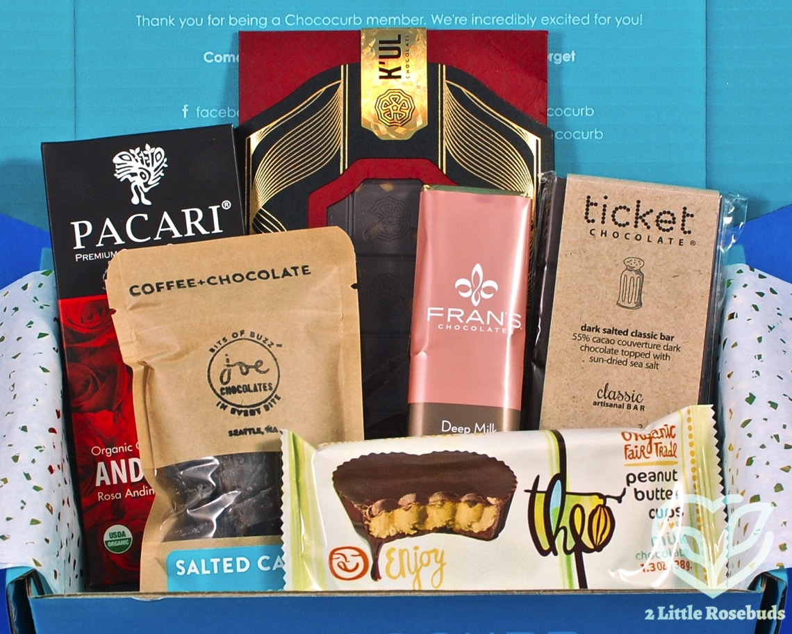 May 2018 Chococurb review