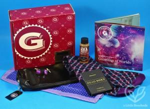 June 2018 Gentleman's Box review
