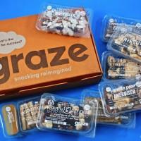 June 2018 Graze box review