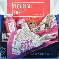 May 2018 Thread & Flourish Box review