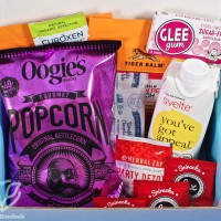 July 2018 Daily Goodie Box review