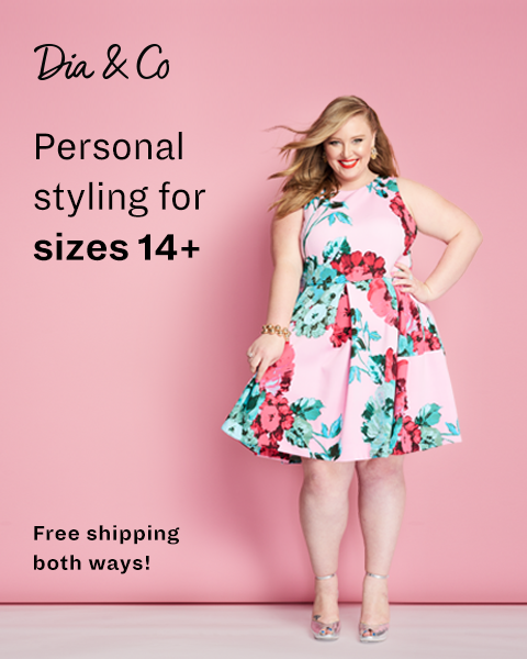 Dia & Co - Personal styling for sizes 14+