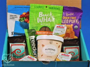 July 2018 Fit Snack review