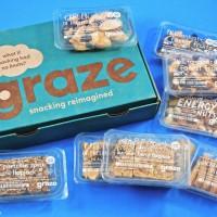 July 2018 Graze box review