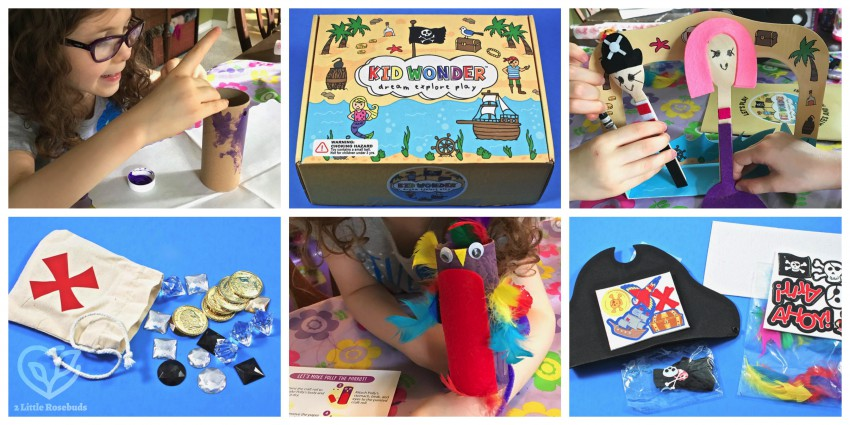 August 2018 Kid Wonder review