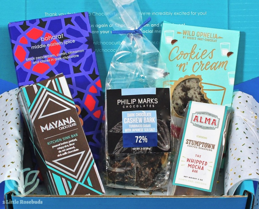 August 2018 Chococurb Review