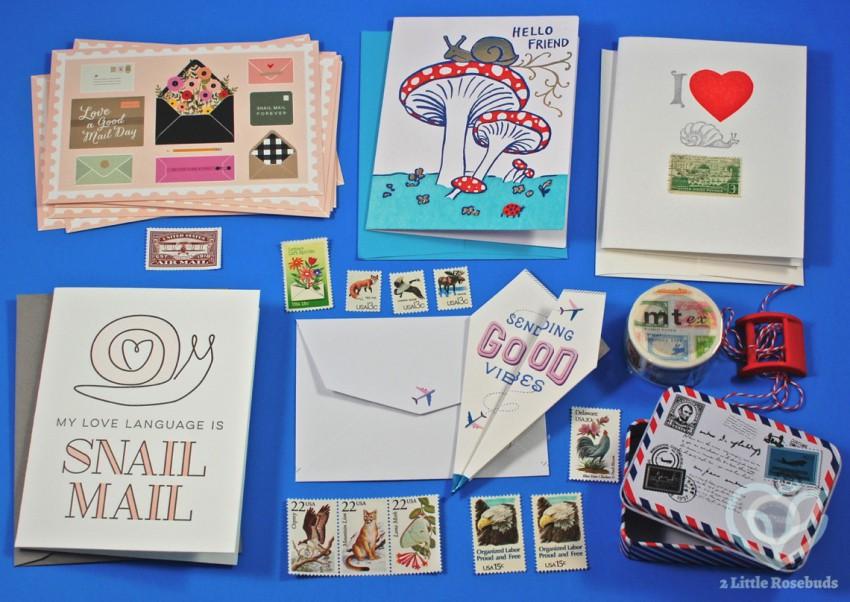 September 2018 Postmark'd Studio Postbox review