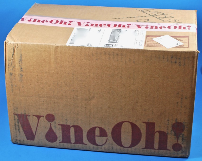 Vine Oh! box review
