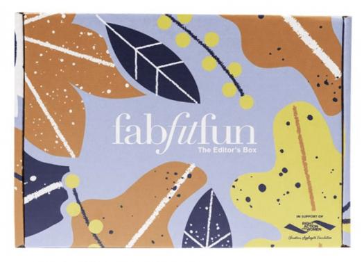 FabFitFun Fall 2018 Editor's Box FULL Spoilers & $10 Coupon Code