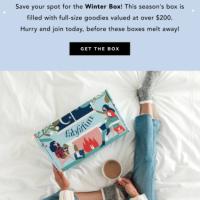 FabFitFun Winter 2018 coupon