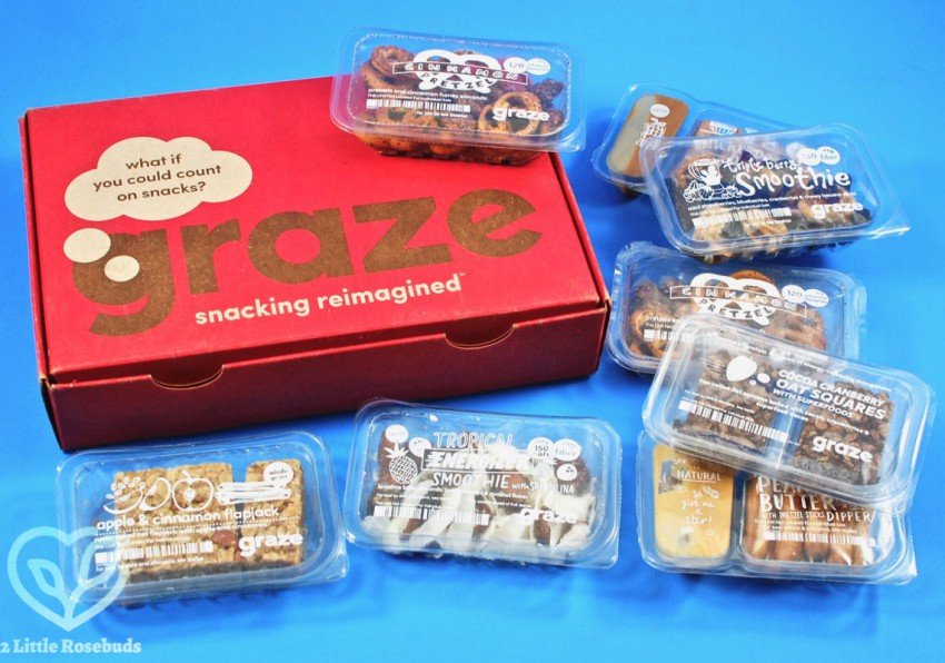October 2018 Graze review