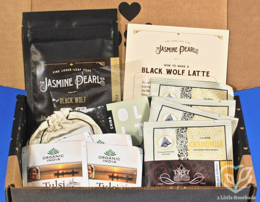 Sips By October 2018 Tea Subscription Box Review & Coupon Code