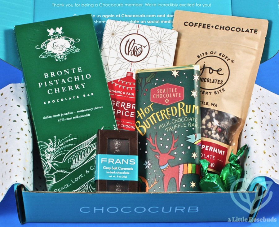 December 2018 Chococurb review