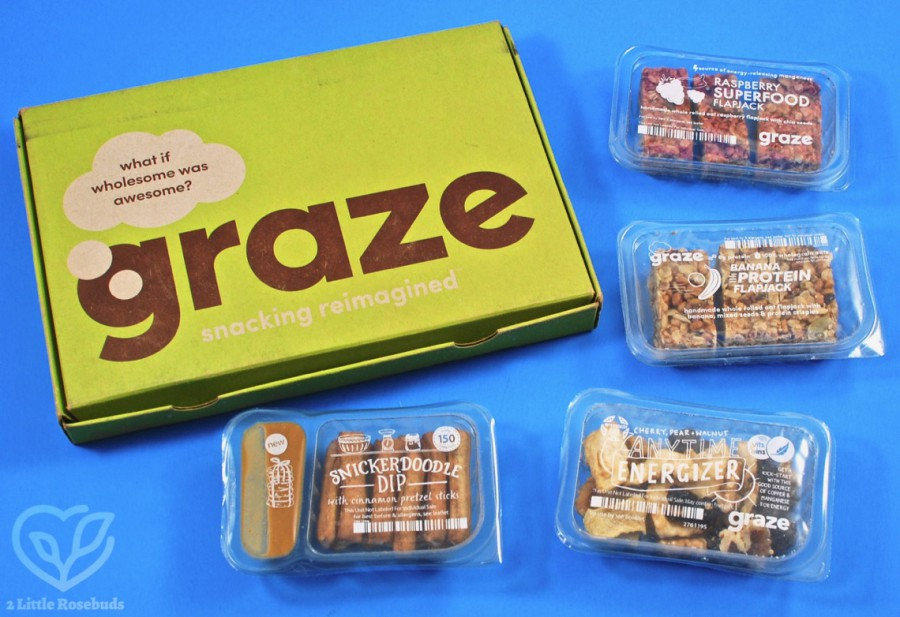 December 2018 Graze review