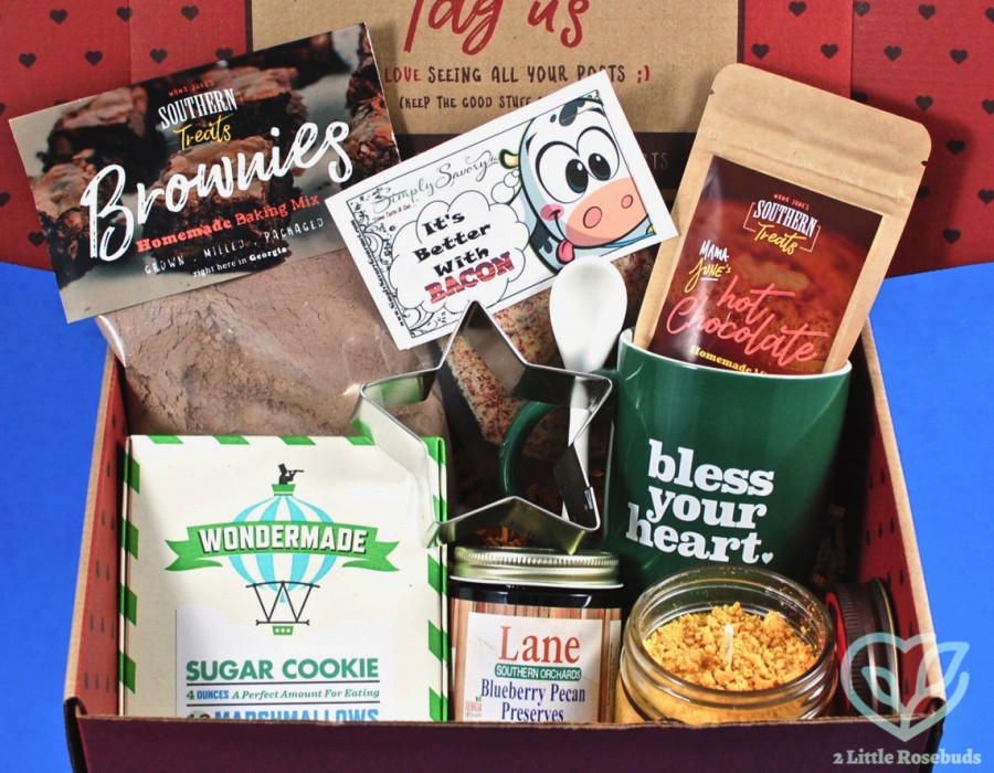 Winter 2018 Mama June's Southern Treats review