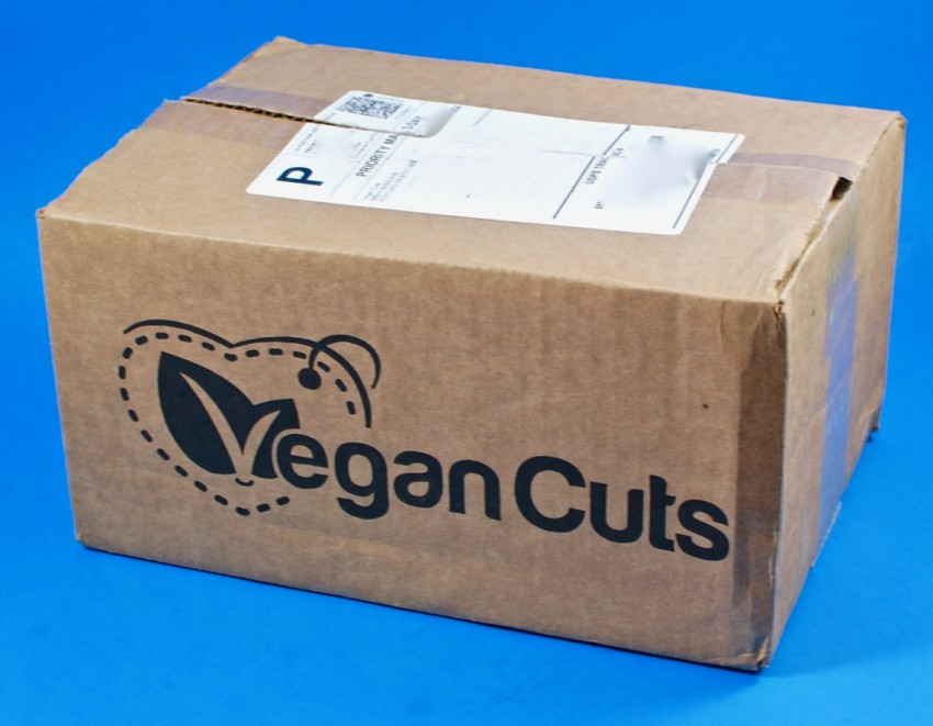 Vegan Cuts box