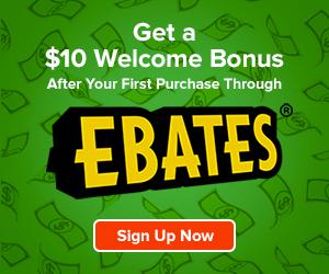 ebates bonus