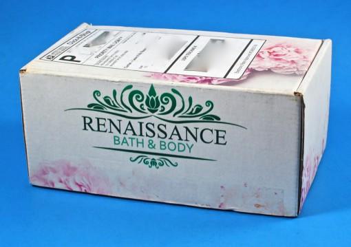 Renaissance Bath & Body box