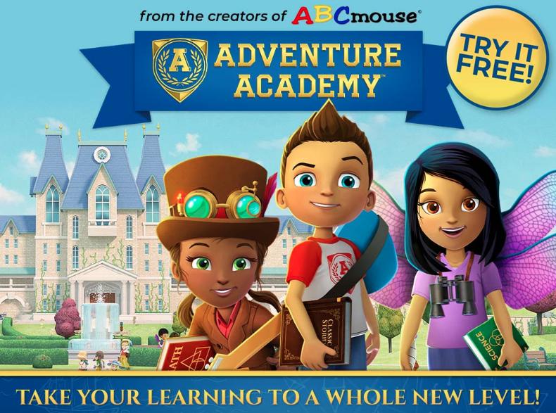 Adventure Academy try it free