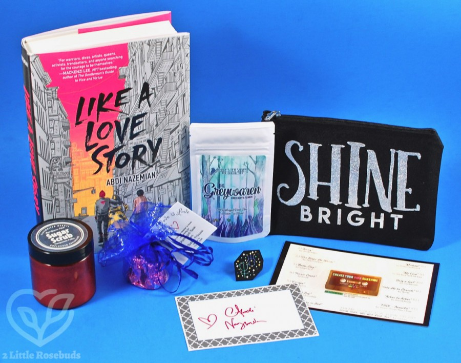 June 2019 Unplugged Book Box review