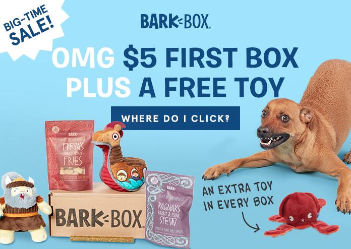 barkbox coupon