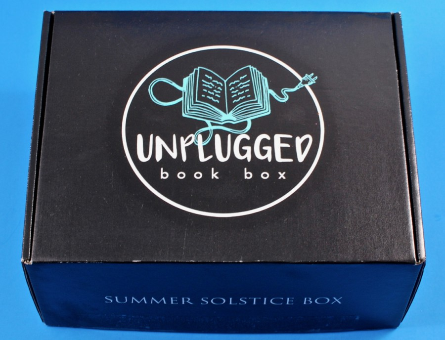 Unplugged Book Box