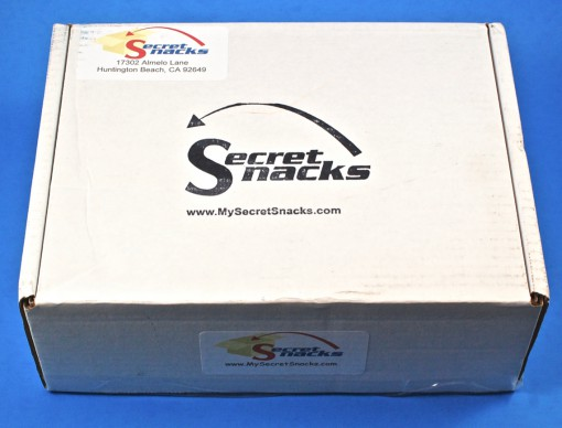 Secret Snacks box