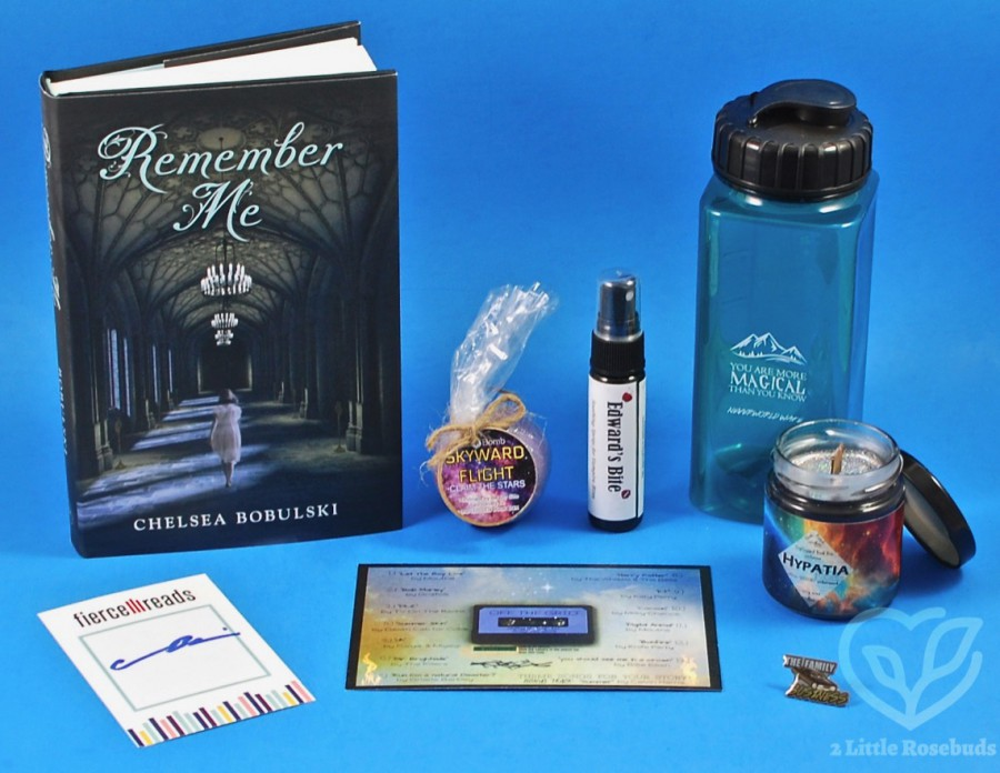 August 2019 Unplugged Book Box review