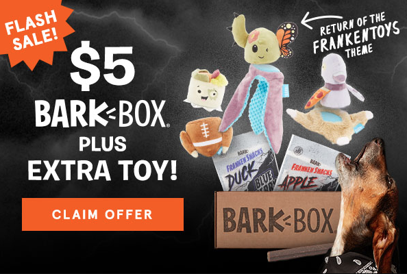 barkbox coupon 2019
