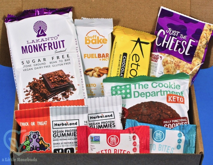 October 2019 Sleek Treat review