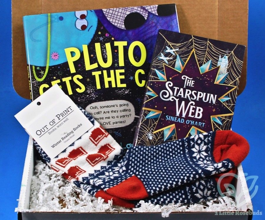 November 2019 MyBookBox review