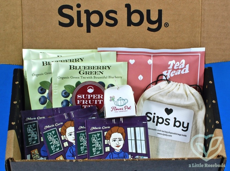 November 2019 Sips By review