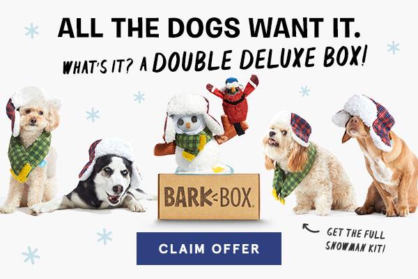 barkbox coupon 2020