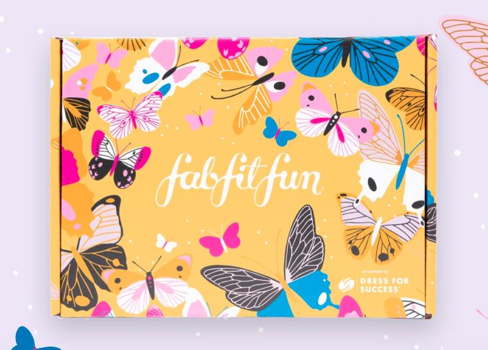 Spring 2020 FabFitFun coupon