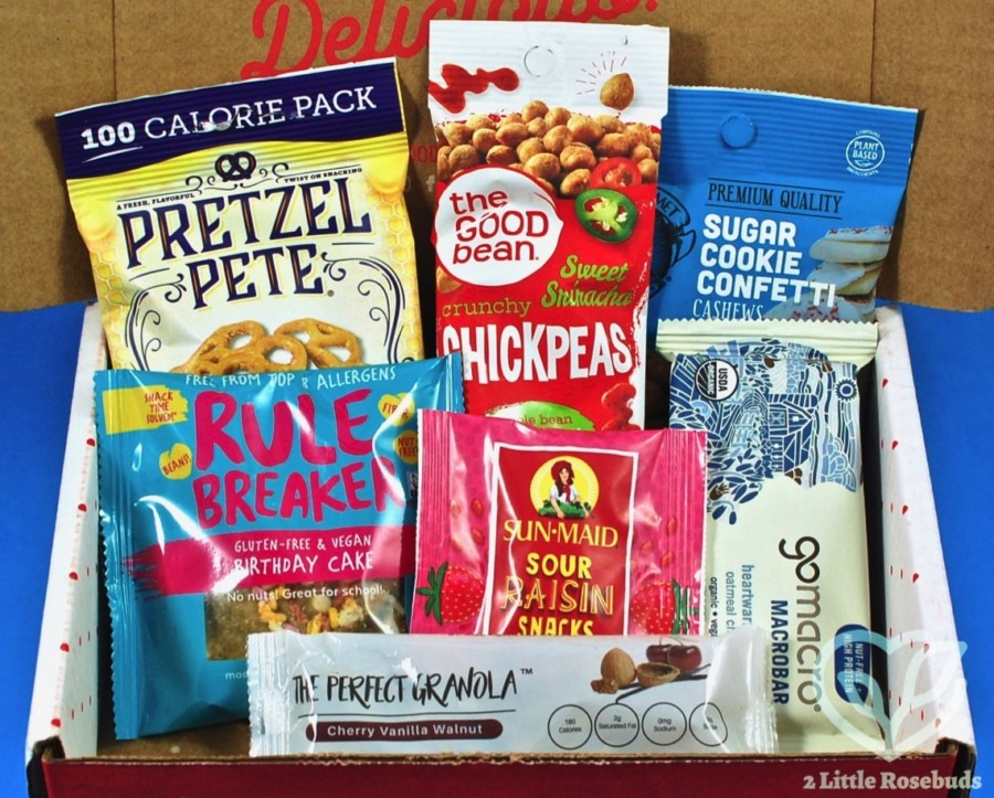 April 2020 Love With Food box review