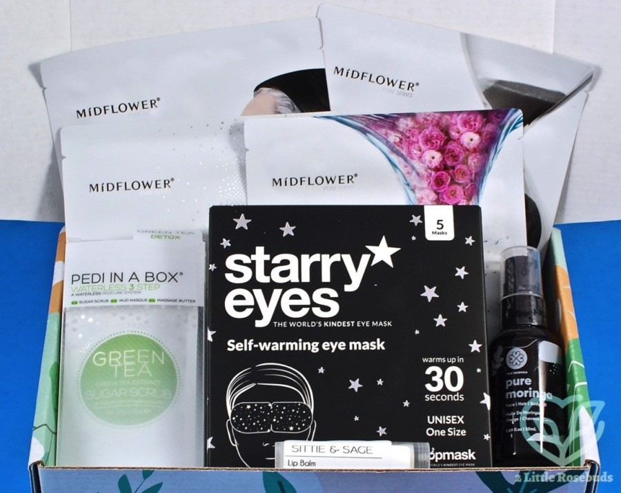 July 2020 Naked Beauty Box review