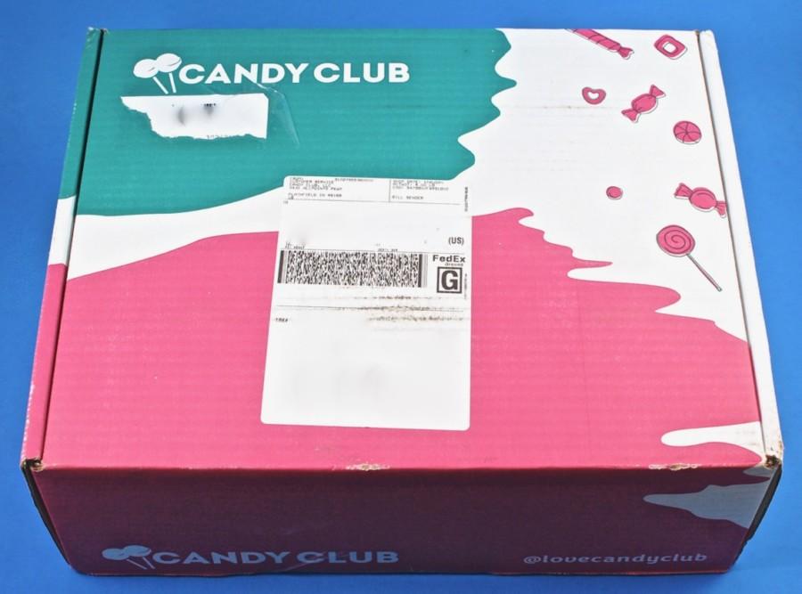 Candy Club box