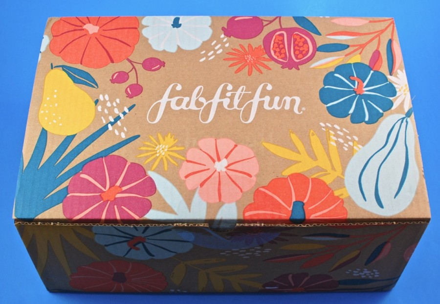 FabFitFun Fall 2020 box
